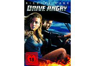 Drive Angry Action DVD