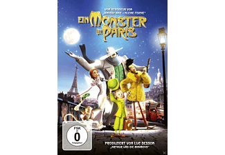 Ein Monster in Paris - (DVD)