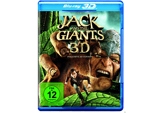 Jack And The Giants (3D/2D) - (3D Blu-ray (+2D))