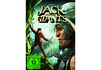 Jack And The Giants - (DVD)