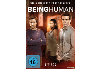 BEING HUMAN 1.STAFFEL - (DVD)