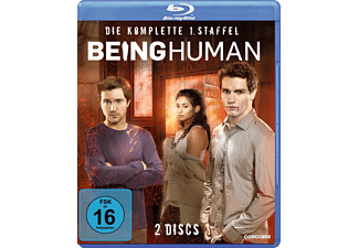 BEING HUMAN 1.STAFFEL KOMPLETT - (Blu-ray)