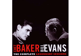 Baker, Chet & Evans, Bill;Complete Legendary Sessions - Complete Legendary Sessions [CD]