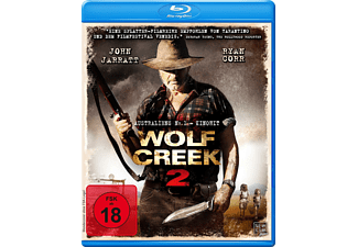 Wolf Creek 2 - (Blu-ray)