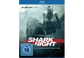 Shark Night Horror Blu-ray