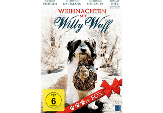 Weihnachten mit Willy Wuff - 1-3 Collection - (DVD)