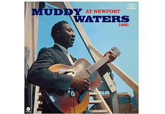 Muddy Waters - At Newport 1960 (Ltd.Edt 180g Vinyl) [Vinyl]