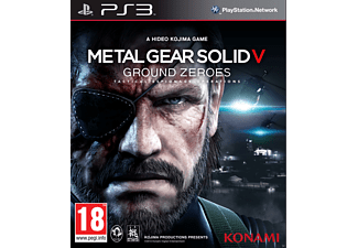 Metal Gear Solid - Ground Zeroes UK PS3