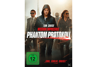 Mission: Impossible 4 – Phantom Protokoll Action DVD