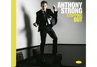 Strong Anthony - Stepping Out [CD]