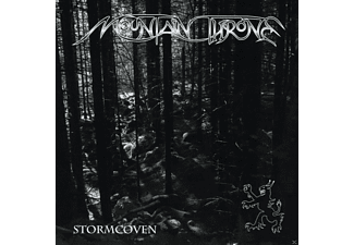 Mountain Throne - Stormcover [CD]