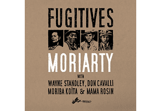 Moriarty - Fugitives [CD]