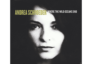 Andrea Schroeder - Where The Wild Oceans End - (CD)