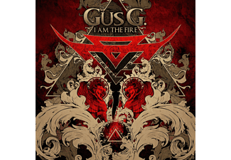 Gus G. - I Am The Fire (Special Edt.Digi) [CD]