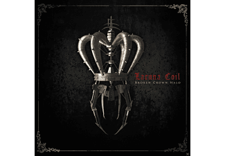 Lacuna Coil - Broken Crown Halo (Ltd.Digi) - (CD + DVD Video)