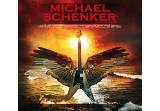 Michael Schenker - Blood Of The Sun - (CD)