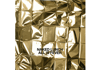 Naked Lunch - All Is Fever - (CD)