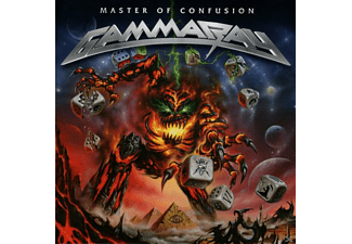 Gamma Ray - Masters Of Confusion [CD]
