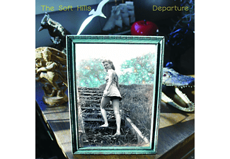 The Soft Hills - Departure - (CD)