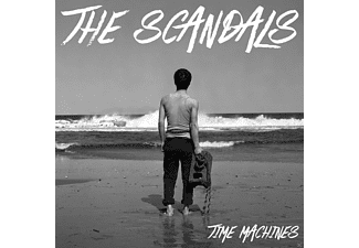 The Scandals - Time Machines - (CD)