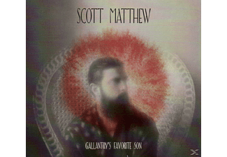Scott Matthew - Gallantry's Favorite Son [CD]