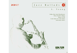 Lester Young - Jazz Ballads 3 [CD]