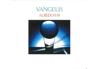 Vangelis - Albedo 0.39 - Remastered Edition (CD)