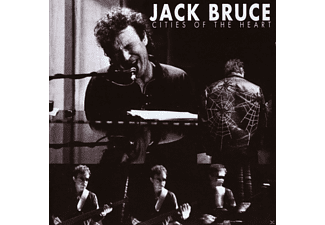 Jack Bruce - Cities of the Heart - Remastered Edition (CD)