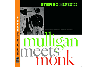 Thelonious Monk, Gerry Mulligan - Mulligan Meets Monk [CD]