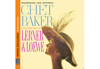 Chet Baker - Plays The Best Of Lerner & Loewe [CD]