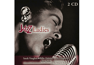 VARIOUS - Jazz Ladies [CD]