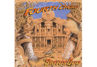 Status Quo - In Search Of The Fourth Chord - Quid Pro Quo (CD)