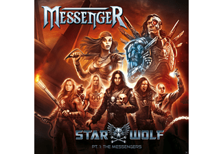 The Messenger - Starwolf (Ltd.Digipak) - (CD)