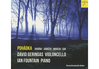 David Geringas, Ian Fountain - Pohádka - (CD)
