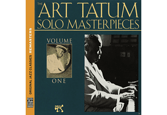 Ar Tatum - Solo Masterpieces Vol.1 (Ojc Remasters) - (CD)