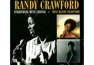 Randy Crawford - Everything Must Change+Miss Randy Crawford (Rem.+Bonus) [CD]
