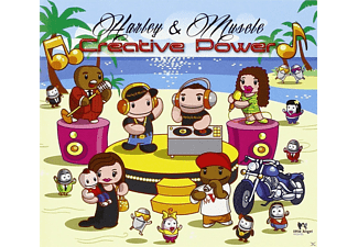Harley & Muscle - Creative Power [CD]