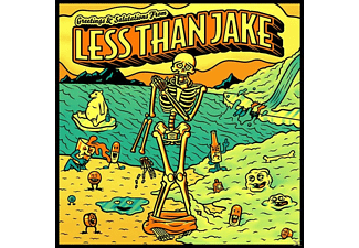 Less Than Jake - Greetings And Salutations - (CD)