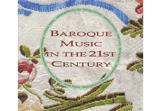 VARIOUS - Baroque Music In The 21st Century - (CD)