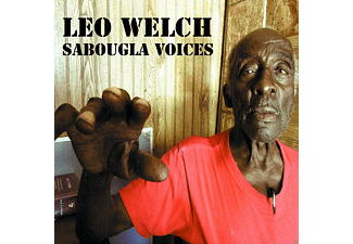 Leo Welch - Sabougla Voices [CD]