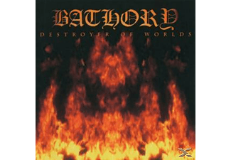 Bathory - Destroyer Of Worlds (Picture Disc) - (Vinyl)