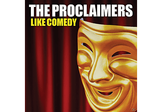 The Proclaimers - Like Comedy - (CD)