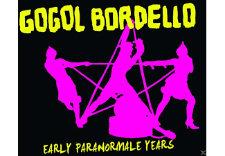 Gogol Bordello - Early Paranormale Years - (CD)