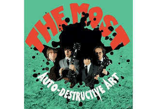 The Most - Auto Destructive Art - (CD)