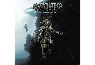 Kamchatka - The Search Goes On - (CD)
