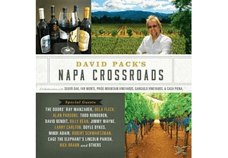 David Pack - Napa Crossroads - (CD)