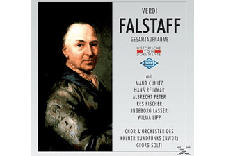 Chor - Falstaff [CD]