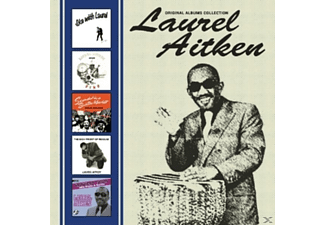 Laurel Aitken - Original Albums Collection - (CD)