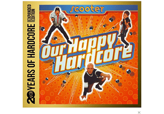 Scooter - Our Happy Hardcore-20 Years Of Hardcore(Expan.Ed.) - (CD)