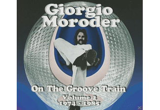 Giorgio Moroder - On The Groove Train Volume 2: 1974-1985 [CD]